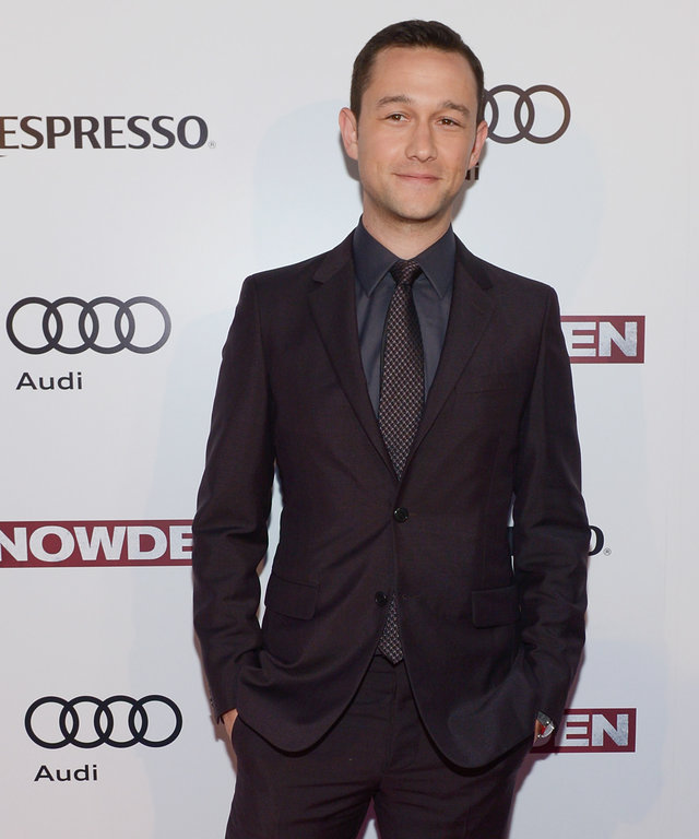 Actor Joseph Gordon-Levitt attends the Official Pre-Party For Snowden Co-Hosted by Audi and Nespresso at Lavelle on September 9, 2016 in Toronto, Canada.