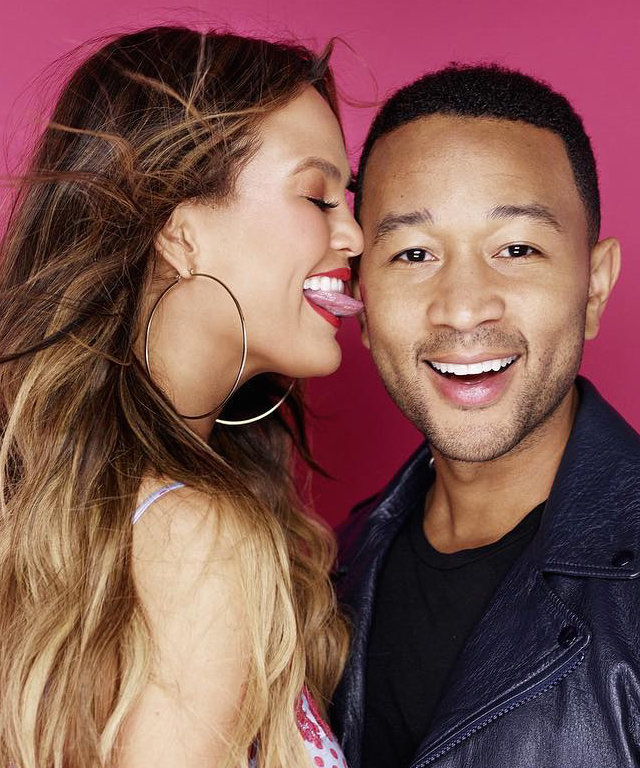 Chrissy Teigen and John Legend Made the Sexiest Valentine's Day Video