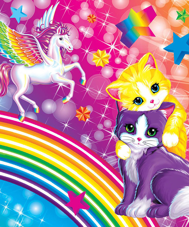 Lisa Frank Makeup Might Be Happening, '90s Kids Rejoice