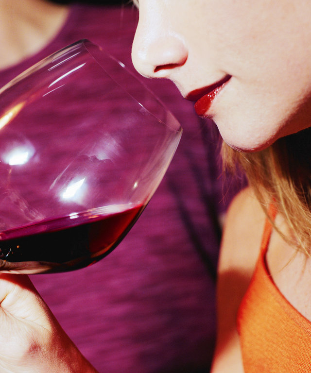 10 Lipsticks to Pair with Your Favorite Red Wine