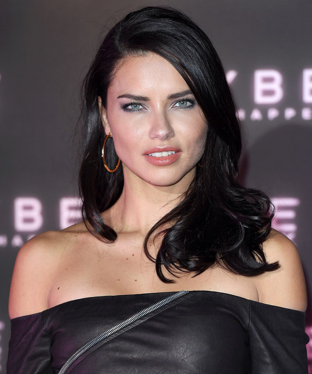 Guess Where Adriana Lima Got Pierced?