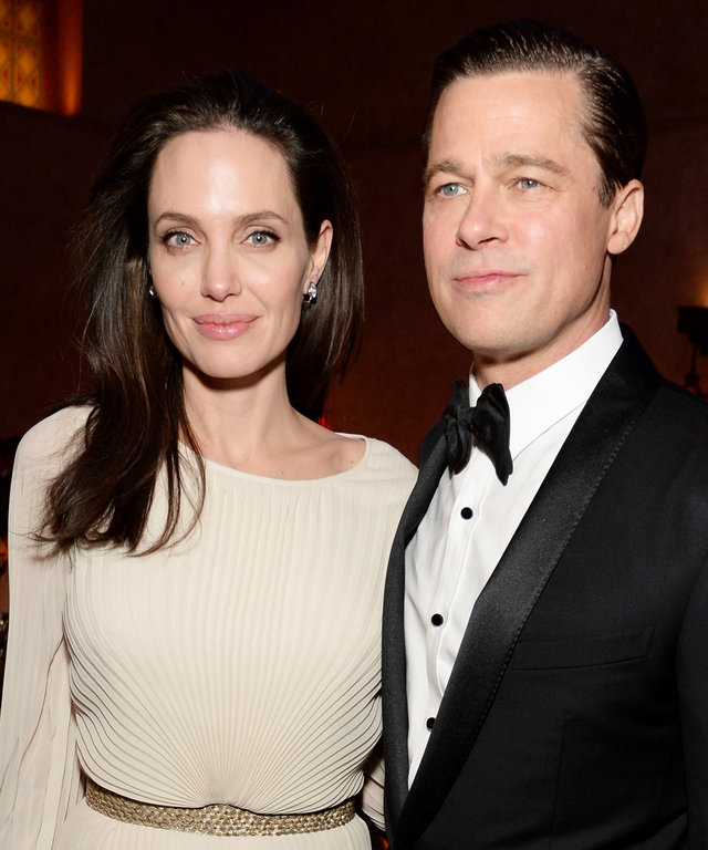 "Angelina Jolie on Split from Brad Pitt: ""We Will Always Be a Family"""