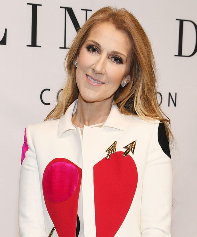 Celine Dion's Heart WILL Go On ... Her Jacket