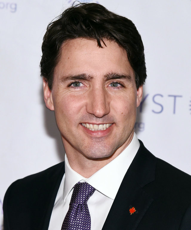 Yeah, You'll Want to See This Photo of Justin Trudeau's Butt