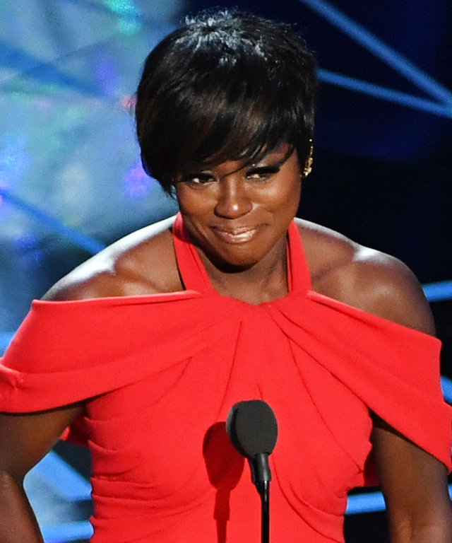 Viola Davis's Powerful Journey from Extreme Poverty to Oscar Gold