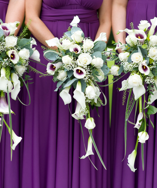 Bridesmaid Dresses: Inspiration and Style, Celebrity Bridesmaids ...