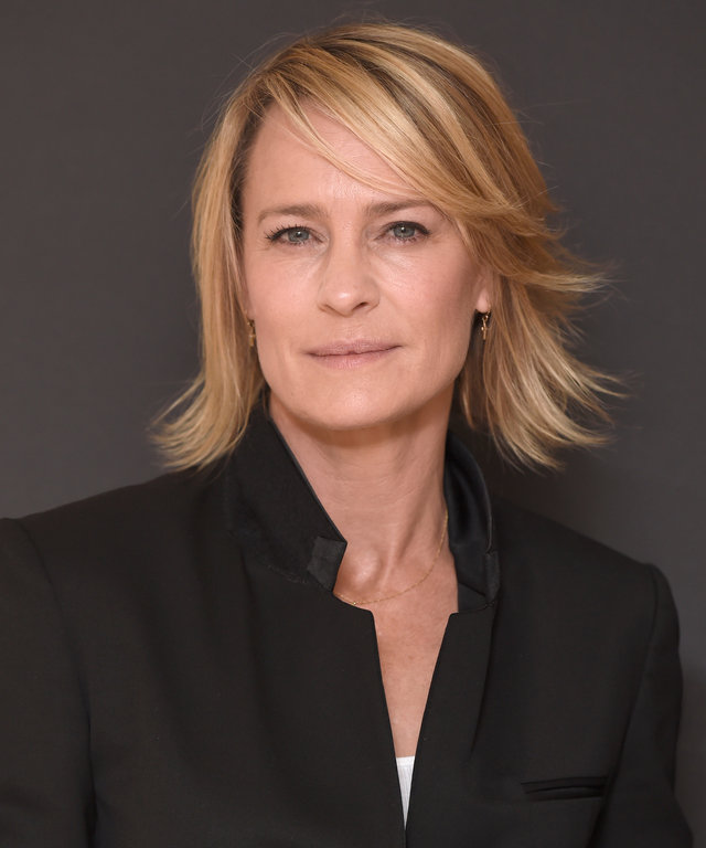 Robin Wright Instyle