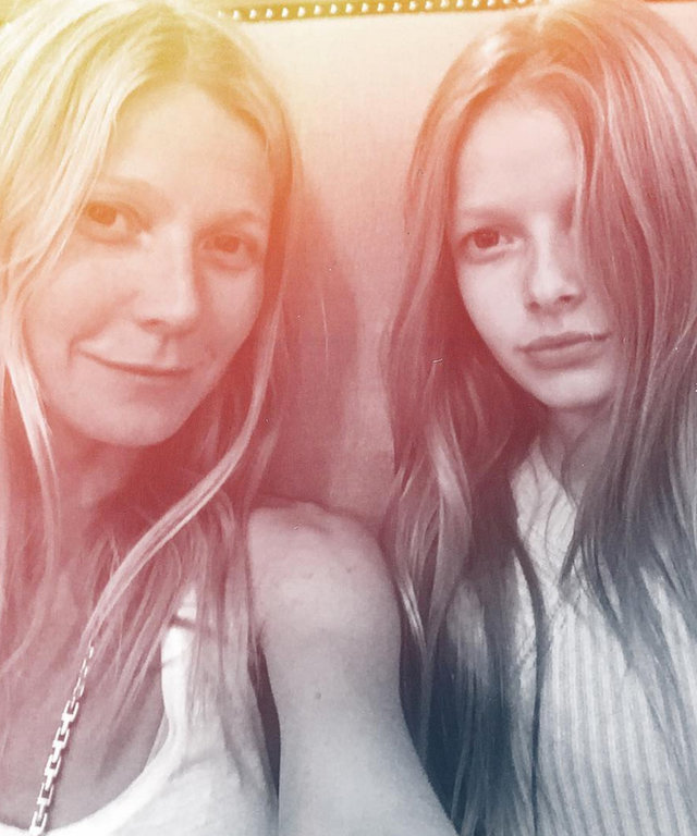 Apple Martin Gwyneth Paltrow