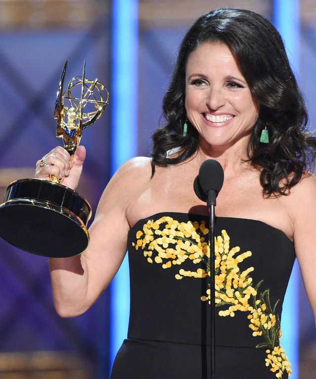 Julia Louis Dreyfus - Political Emmy Moments