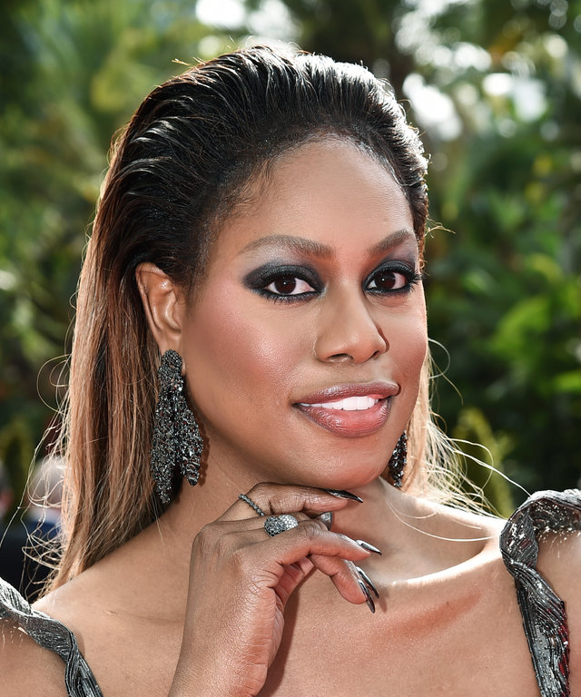 Laverne Cox Emmys 2017