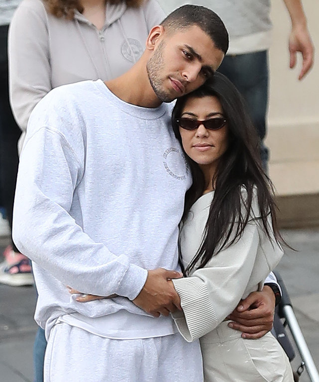 Kourtney and Younes