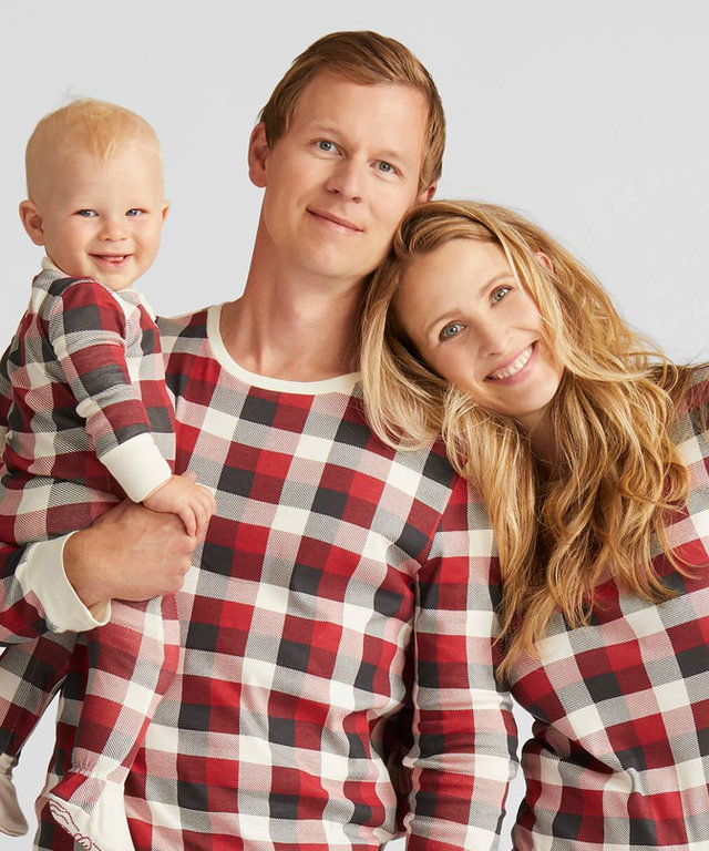 10c4eb9d9d Matching Family Pajamas That Are Picture Perfect