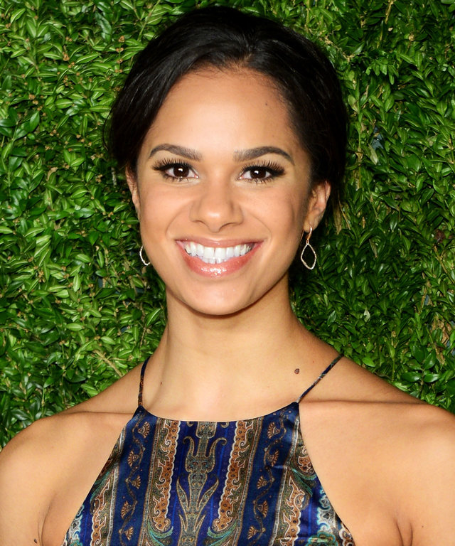 InStyle December - Misty Copeland