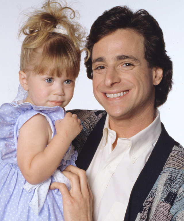 Ashley Olsen Bob Saget