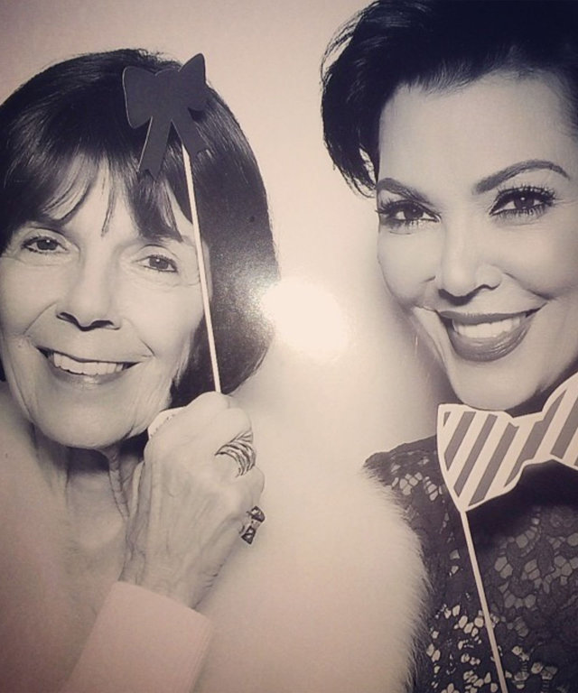 Kris Jenner MJ Mom