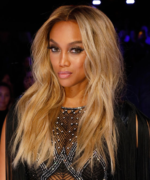 Tyra Banks Modelland: Free Photo And Wallpapers