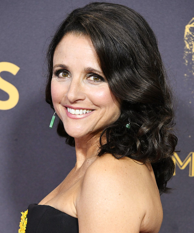 Julia Louis Dreyfus Husband: Julia Louis-Dreyfus