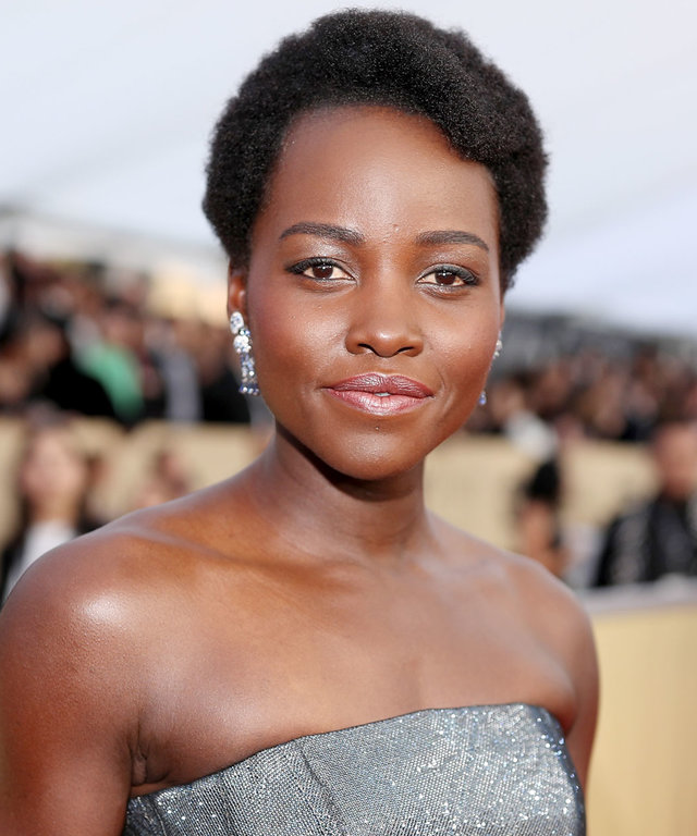 lupita nyong'o harvey weinstein, harvey weinstein lupita, lupita the hollywood reporter, lupita nyongo and harvey weinstein, harvey weinstein allegations