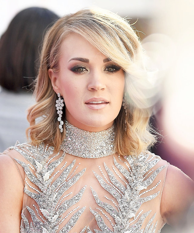 Carrie Underwood Instyle