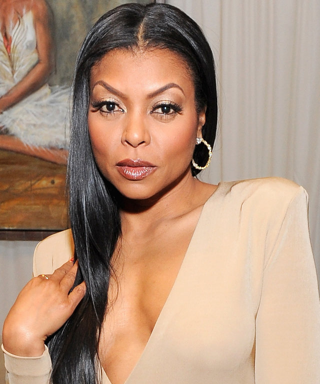 InStyle March Taraji P. Henson