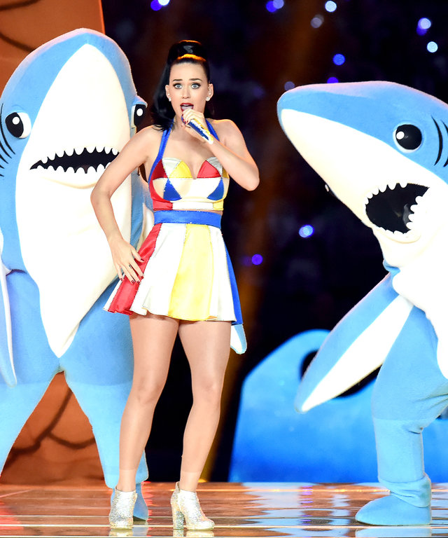 Left Shark Superbowl