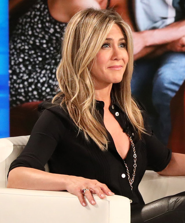Jennifer Aniston Ellen