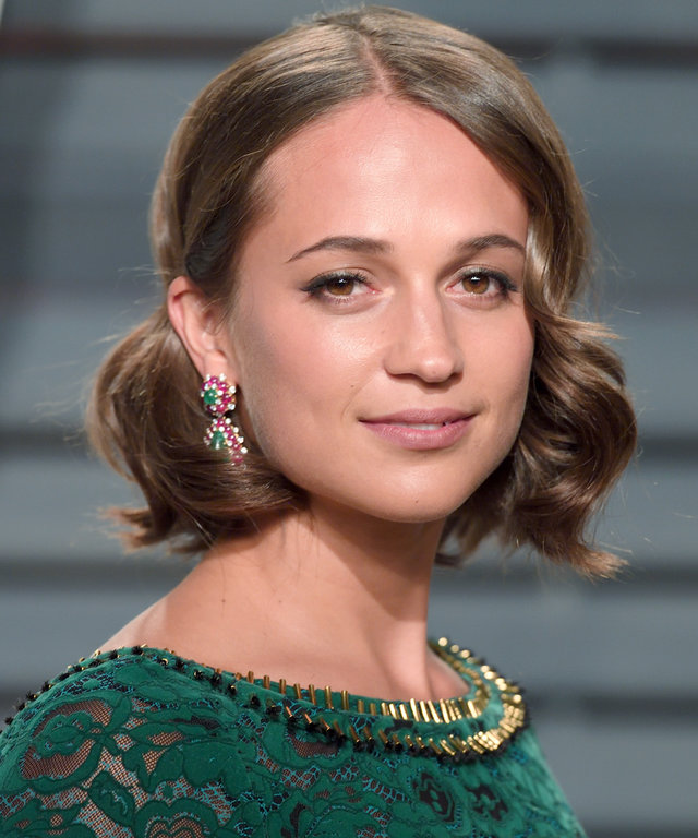 Alicia Vikander Prince William