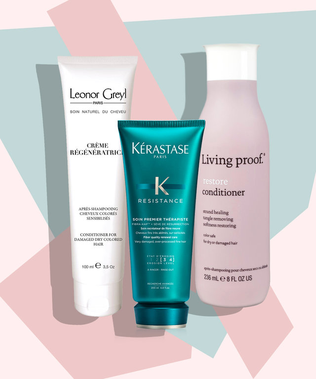 Damaged Hair Conditioners