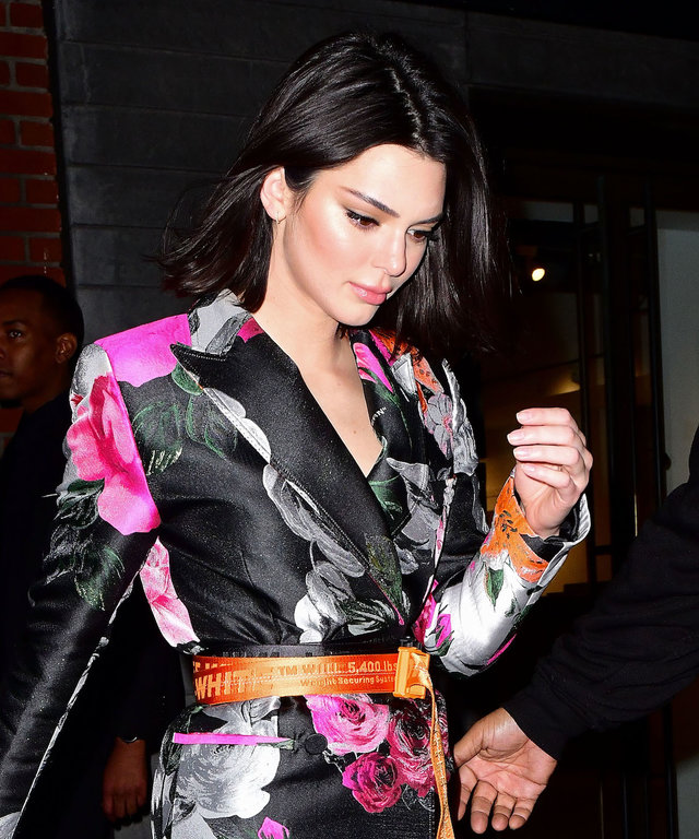 Kendall Jenner Fashion Month