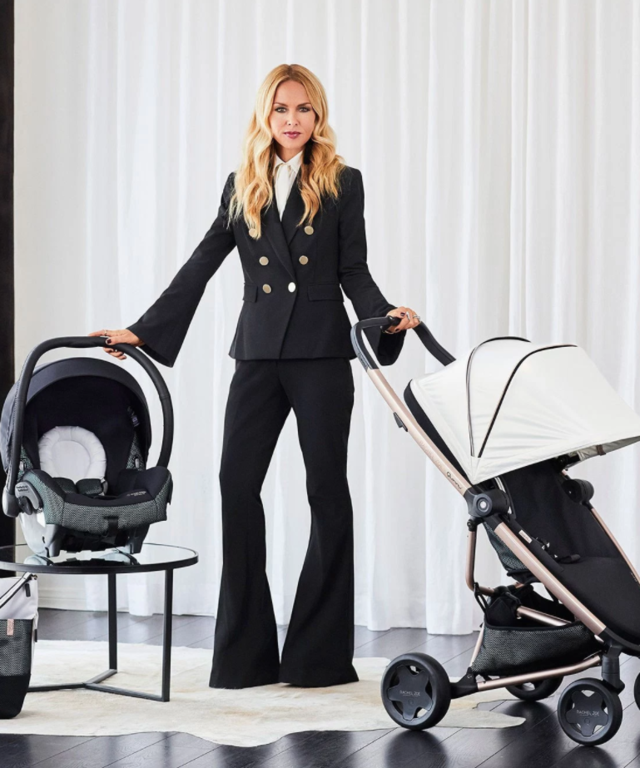 Rachel Zoe Teams x Quinny and Maxi-Cosi