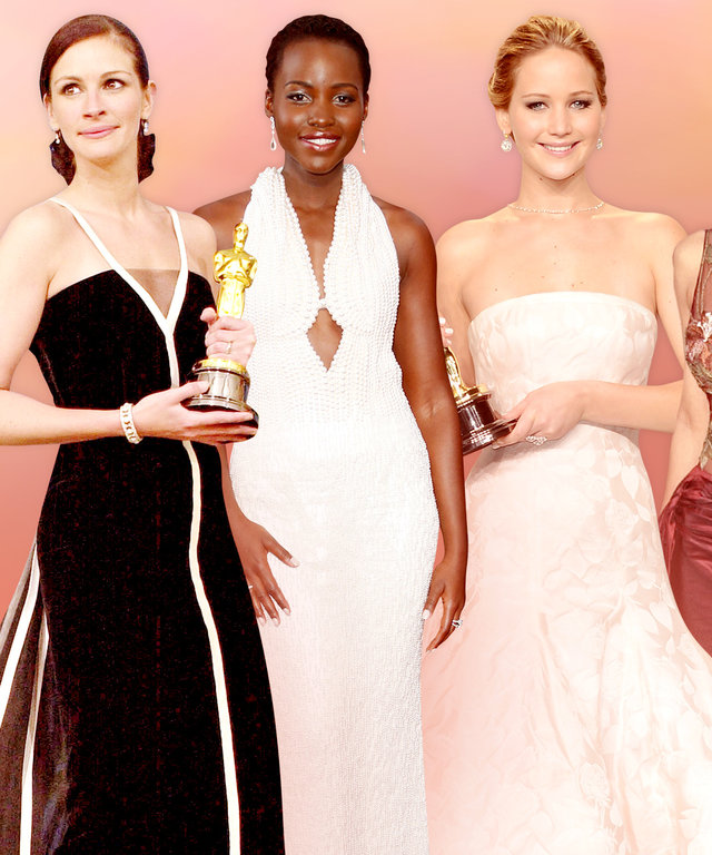 Best Oscar Dresses