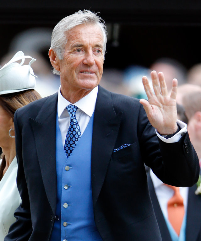 David Matthews Pippa Middleton Father-in-Law
