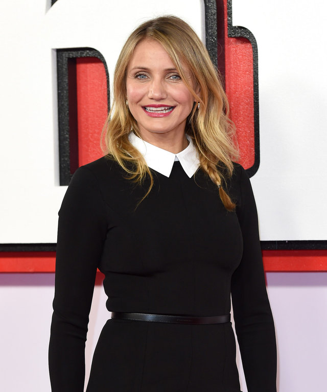 Cameron Diaz lead