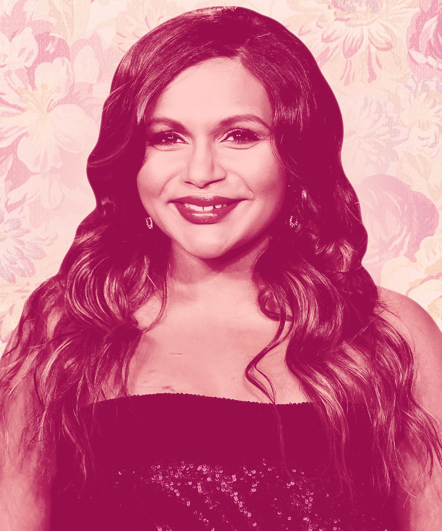 Mindy Kaling Motherhood
