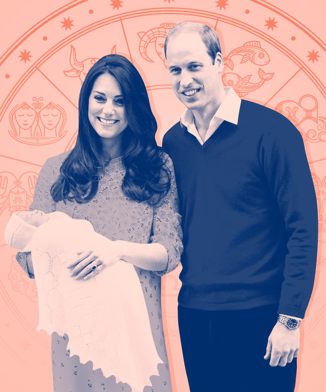 Royal Baby Horoscope