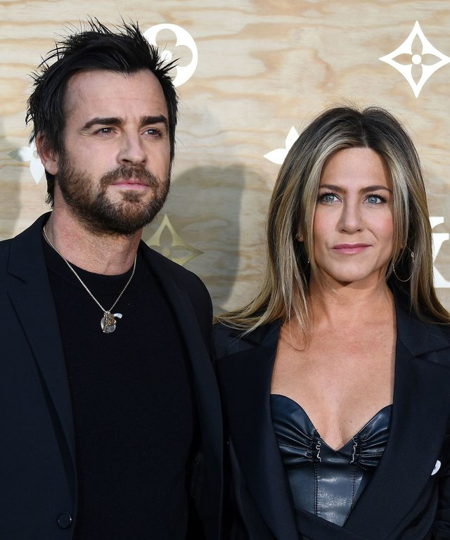 Jennifer Aniston and Justin Theroux lead