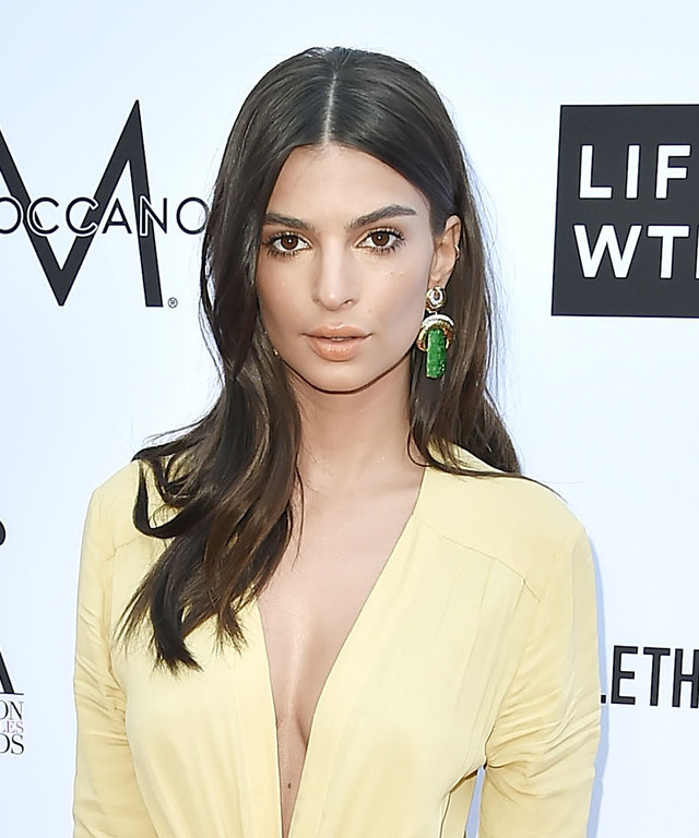 EmRata Daily Front Row Fashion Awards new lead