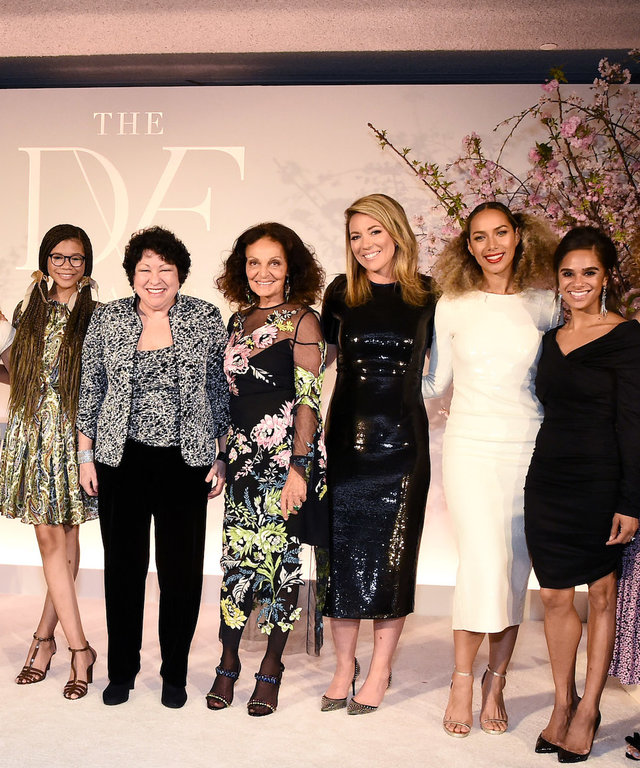 DVF Awards lead