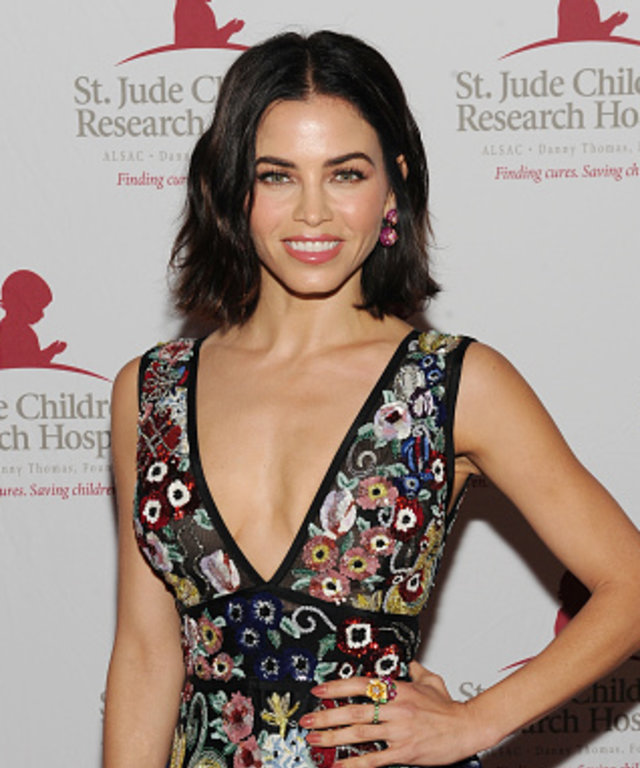 Jenna Dewan Honored As 2018 St. Jude Children's Research Hospital Humanitarian Of The Year During The Fifth Annual St. Jude Hope & Heritage Gala