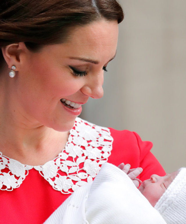 Kate Middleton Royal Baby