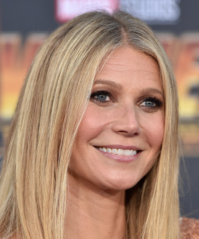 Gwyneth Paltrow at World Premiere Of 'Avengers: Infinity War'