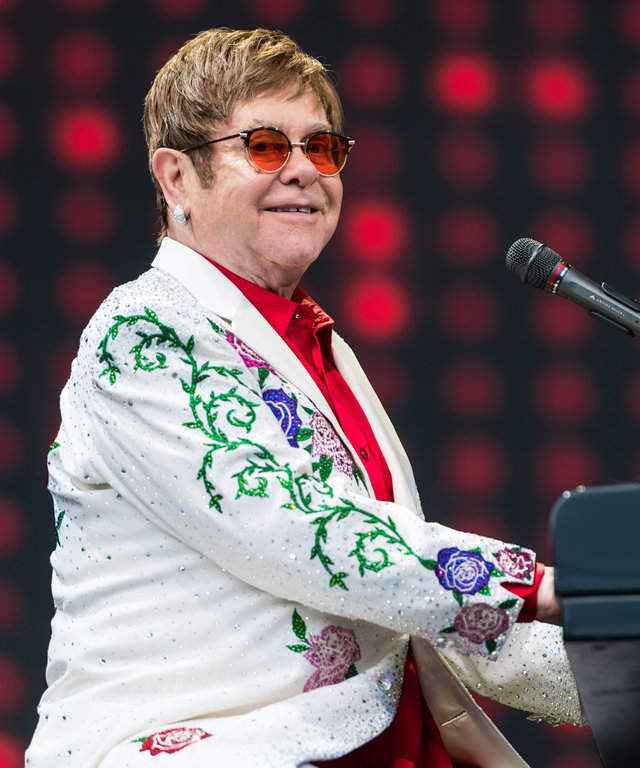 Elton John Royal Wedding