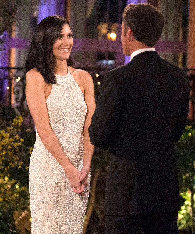 Becca Kufrin Bachelorette Dress