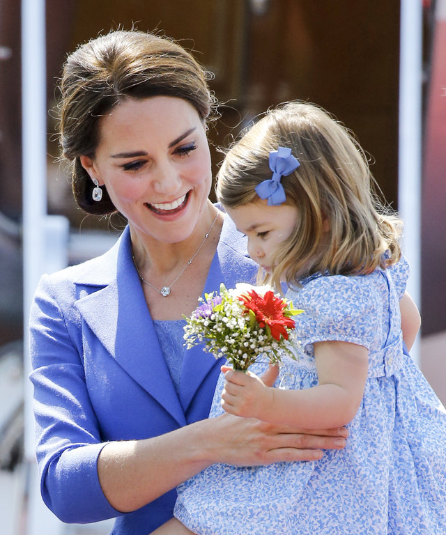 Princess Charlotte lead
