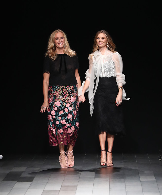 Marchesa - Runway - September 2017 - New York Fashion Week: The Shows