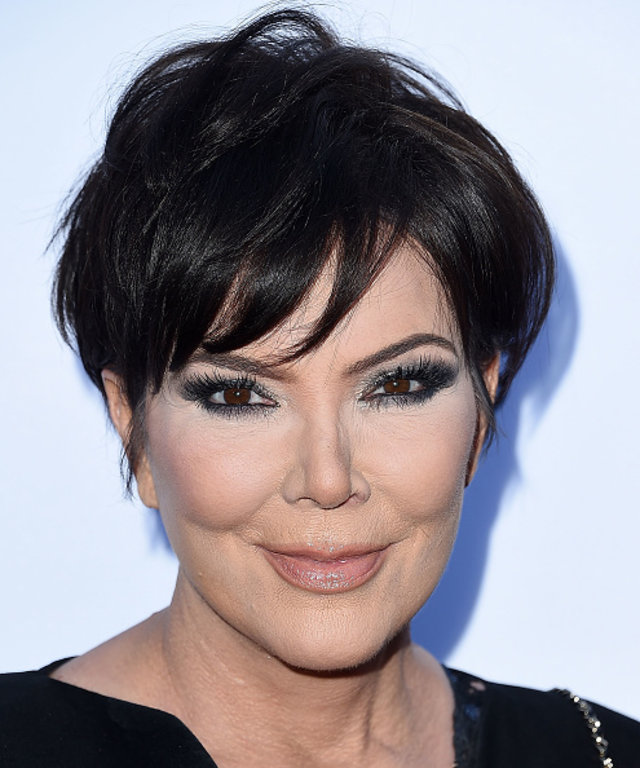 Kris Jenner Instyle