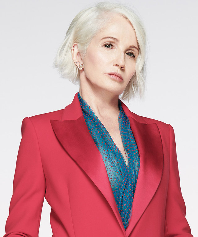Ellen Barkin On Aging The End Of Men And Her Rules For Living Like