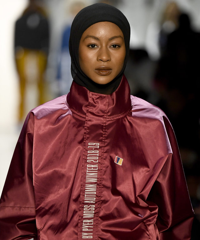 Pyer Moss - Runway - February 2018 - New York Fashion Week: The Shows