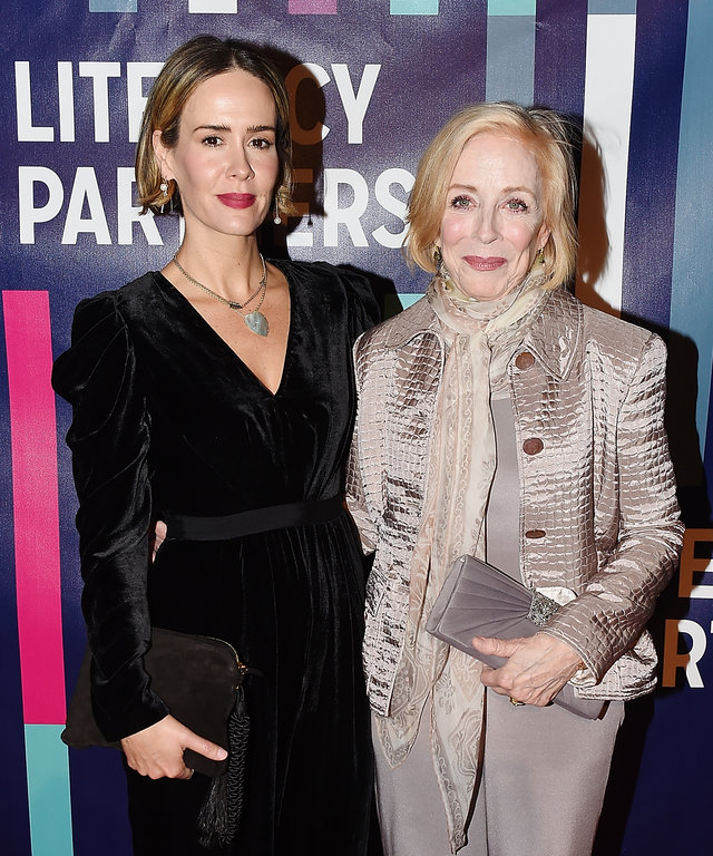 Sarah Paulson and Holland Taylor lead