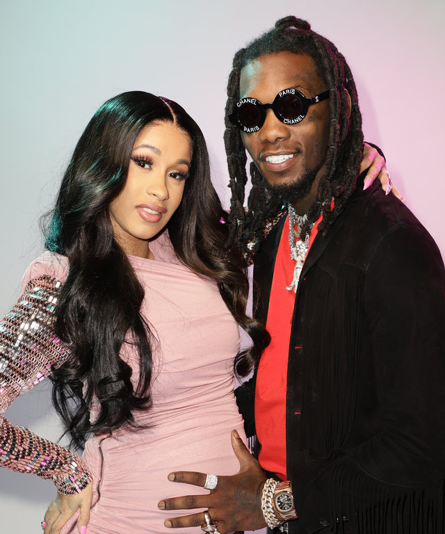 Cardi B and Offset married lead